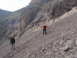 Klettersteig 2012 / Lienzer Dolomiten_390