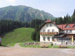 Klettersteig / Rakousko Štýrsko - Hochschwab-Gruppe_40