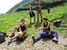 Klettersteig / Rakousko Štýrsko - Hochschwab-Gruppe_41