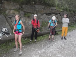 Klettersteig 2012 / Lienzer Dolomiten_417