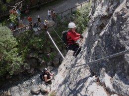 Klettersteig 2012 / Lienzer Dolomiten_419