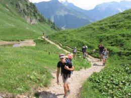Klettersteig / Rakousko Štýrsko - Hochschwab-Gruppe_42