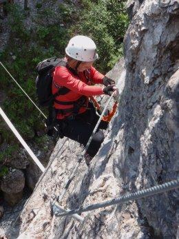 Klettersteig 2012 / Lienzer Dolomiten_420