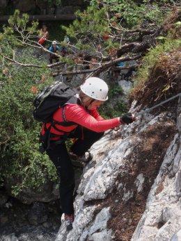 Klettersteig 2012 / Lienzer Dolomiten_421