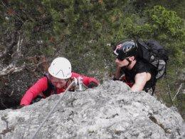 Klettersteig 2012 / Lienzer Dolomiten_422