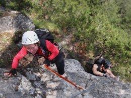 Klettersteig 2012 / Lienzer Dolomiten_423