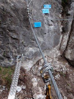 Klettersteig 2012 / Lienzer Dolomiten_428