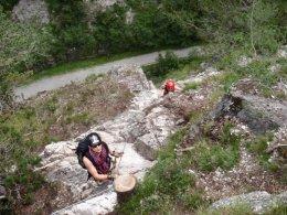 Klettersteig 2012 / Lienzer Dolomiten_429