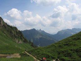 Klettersteig / Rakousko Štýrsko - Hochschwab-Gruppe_43