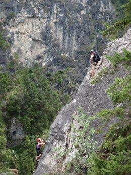 Klettersteig 2012 / Lienzer Dolomiten_431