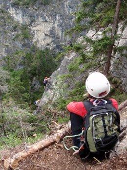 Klettersteig 2012 / Lienzer Dolomiten_432