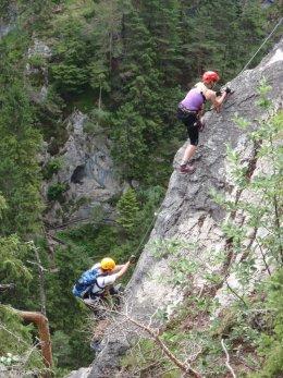 Klettersteig 2012 / Lienzer Dolomiten_433