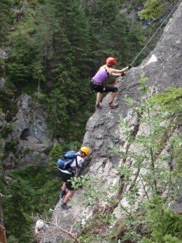 Klettersteig 2012 / Lienzer Dolomiten_434
