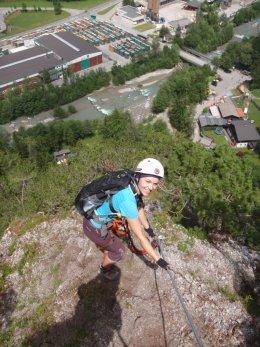 Klettersteig 2012 / Lienzer Dolomiten_441