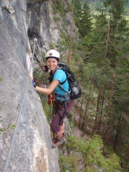 Klettersteig 2012 / Lienzer Dolomiten_448