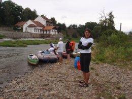 Sjíždění řeky Berounky_453