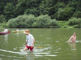 Sjíždění řeky Berounky_472