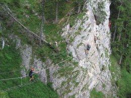 Klettersteig / Rakousko Štýrsko - Hochschwab-Gruppe_50