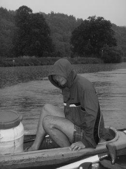 Sjíždění řeky Berounky_503