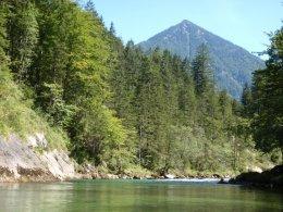 Sjíždění divoké řeky Salzy_533