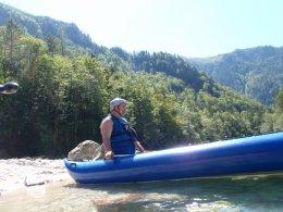 Sjíždění divoké řeky Salzy_555