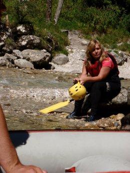 Sjíždění divoké řeky Salzy_595