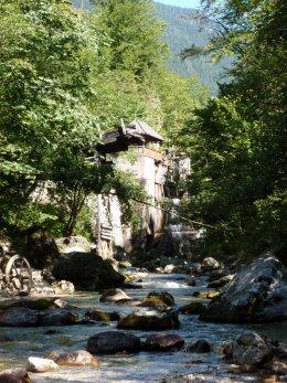 Sjíždění divoké řeky Salzy_598
