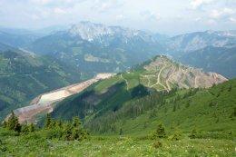 Klettersteig / Rakousko Štýrsko - Hochschwab-Gruppe_60