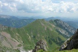Klettersteig / Rakousko Štýrsko - Hochschwab-Gruppe_61