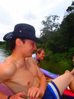 Sjíždění řeky Berounky_640