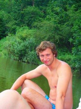 Sjíždění řeky Berounky_642