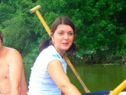 Sjíždění řeky Berounky_643