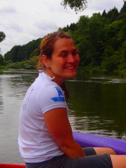 Sjíždění řeky Berounky_644
