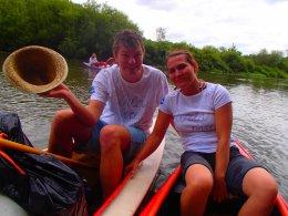 Sjíždění řeky Berounky_650