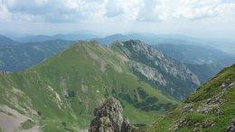 Klettersteig / Rakousko Štýrsko - Hochschwab-Gruppe_66