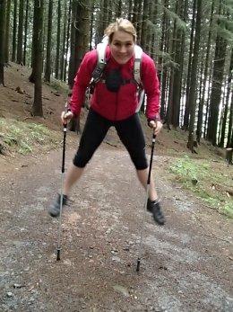 Nordic Walking II. Po valašských kopcoch._770
