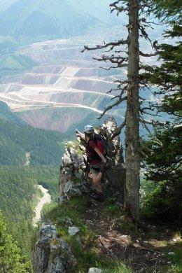 Klettersteig / Rakousko Štýrsko - Hochschwab-Gruppe_80