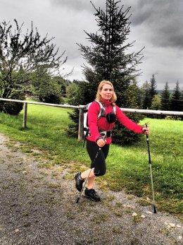 Nordic Walking II. Po valašských kopcoch._810