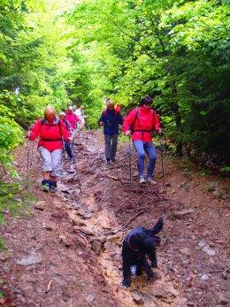 Nordic Walking II. Po valašských kopcoch._814