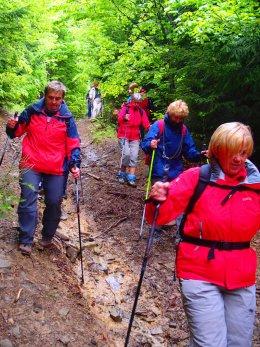 Nordic Walking II. Po valašských kopcoch._816