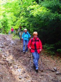 Nordic Walking II. Po valašských kopcoch._818
