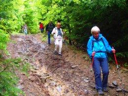 Nordic Walking II. Po valašských kopcoch._819
