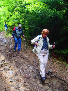 Nordic Walking II. Po valašských kopcoch._820