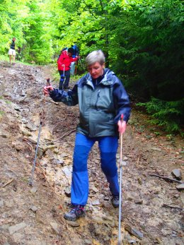 Nordic Walking II. Po valašských kopcoch._821