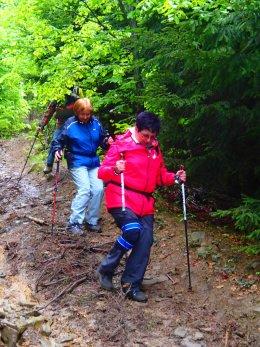 Nordic Walking II. Po valašských kopcoch._822