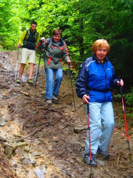 Nordic Walking II. Po valašských kopcoch._823