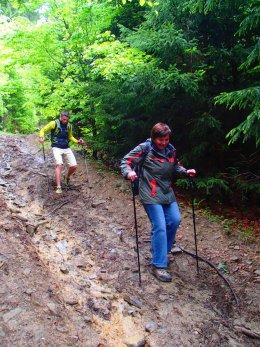 Nordic Walking II. Po valašských kopcoch._824
