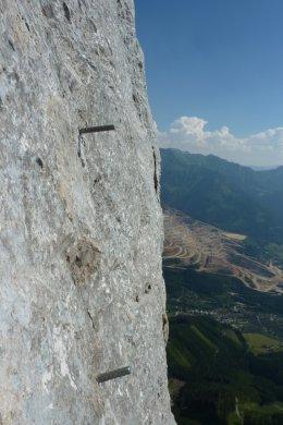 Klettersteig / Rakousko Štýrsko - Hochschwab-Gruppe_83