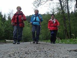 Nordic Walking II. Po valašských kopcoch._853