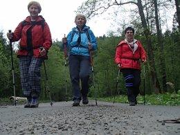 Nordic Walking II. Po valašských kopcoch._860